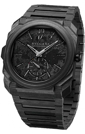 Bvlgari Octo Finissimo Minute Repeater Carbon 102794
