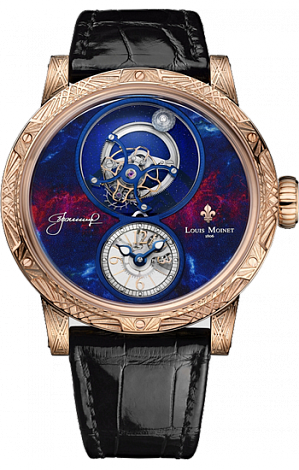 Louis Moinet Limited editions SpaceWalker LM62.50