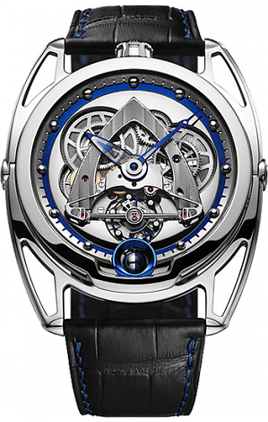 De Bethune Dress watches DB28 Steel Wheels DB28SWTIS1PN/S