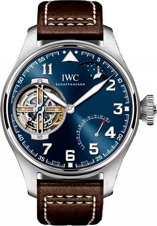 IWC Pilot`s watches Constant-Force Tourbillon Edition «Le Petit Prince» IW590302