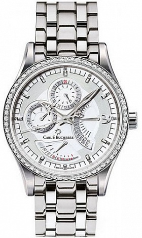 Carl F. Bucherer Manero Retrograde 00.10901.08.26.31