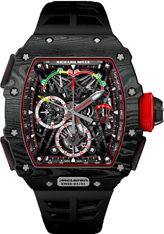 Richard Mille Limited Editions McLaren F1 RM50-03