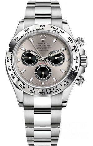Rolex Daytona 40 mm White Gold 116509-0072