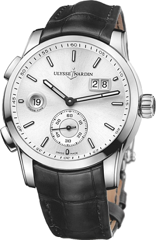 UN Dual Time Manufacture 42 mm 3343-126/91