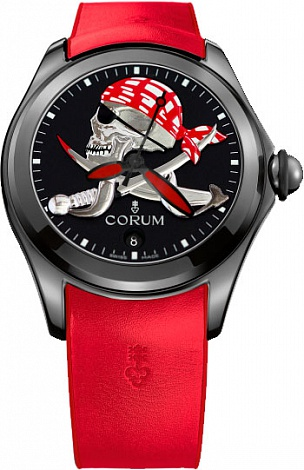 Corum Bubble Halloween Pirat L082/03264