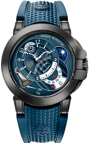 Harry Winston Ocean Collection Project Z6 OCEMAL44ZZ005