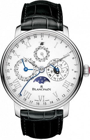 Blancpain Villeret CALENDRIER CHINOIS TRADITIONNEL 00888-3431-55B