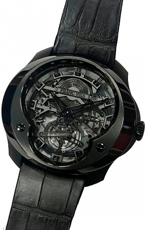 Franc Vila Montre Contemporaine Grande Complication Tourbillon FVi N°8 8I.DLC.001