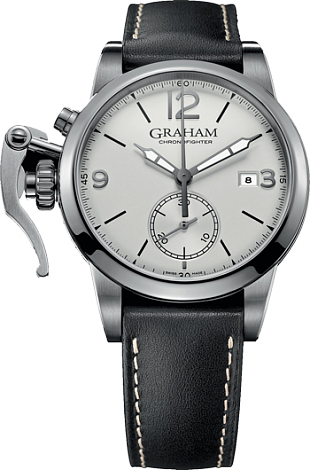 Graham Chronofighter 1695 1695 - Steel 2CXAS.S02A