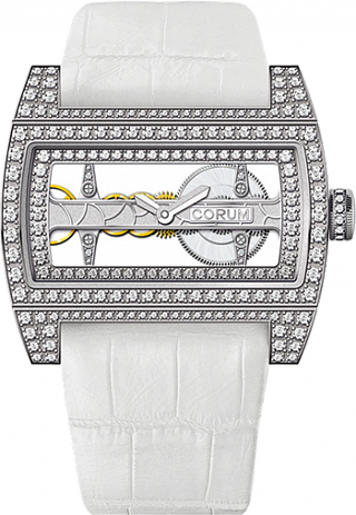 Corum Golden Bridge Ti-Bridge Lady 007.199.69/0F09 0000